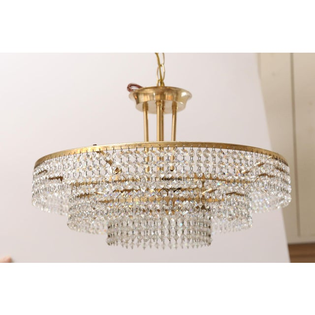 Bakalowits Three-Tier Flush Mount Light For Sale - Image 9 of 9