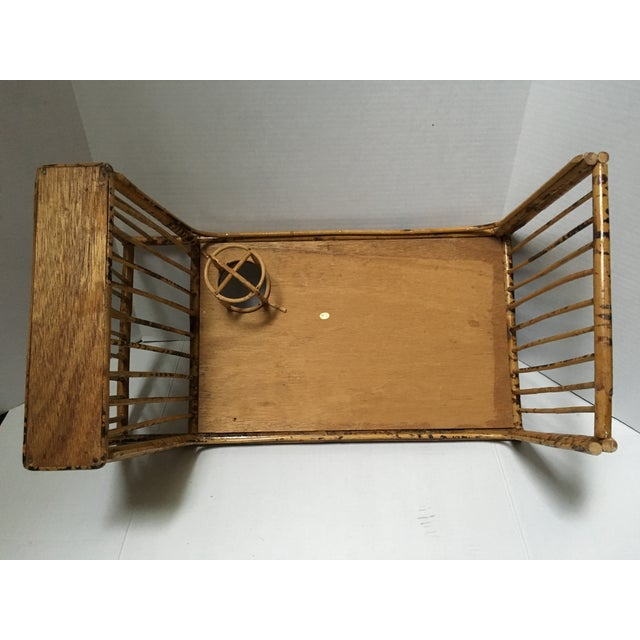 Rattan Serving Bed Tray - Image 7 of 9