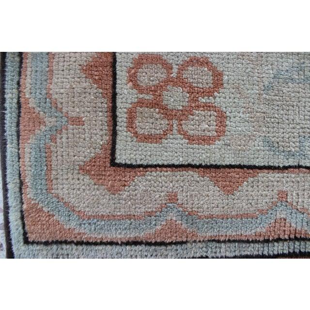 Textile Oriental Handmade Runner Rug - 2′5″ × 11′4″ For Sale - Image 7 of 9