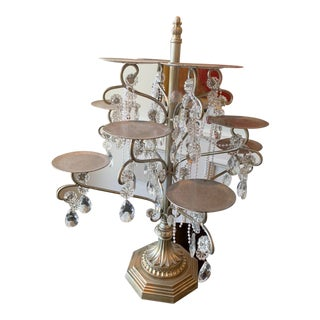 Mid-Century Modern Tabletop Candelabra For Sale