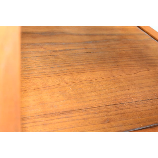 Chinese Solid Wood Coffee Table For Sale - Image 11 of 13