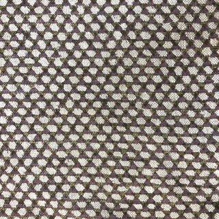 Boho Chic Fermoie Wicker Linen Designer Fabric by the Yard For Sale