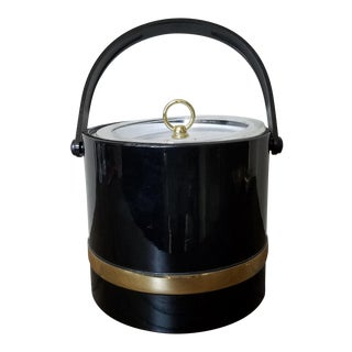 Mid Century Ice Bucket For Sale