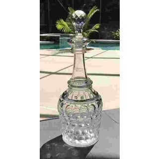 19th C. American Glass Decanter Preview