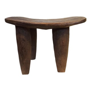 African Senufo Stool or Table I coast