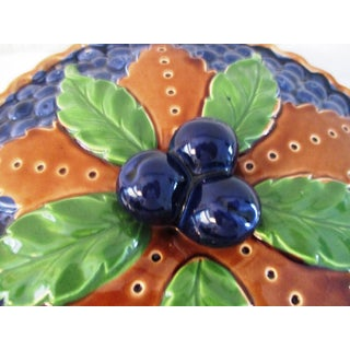 1970s Ceramic Lidded Blueberry Pie Keeper Preview