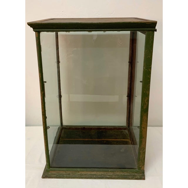 19th Century 19th Century Display Case For Sale - Image 5 of 13