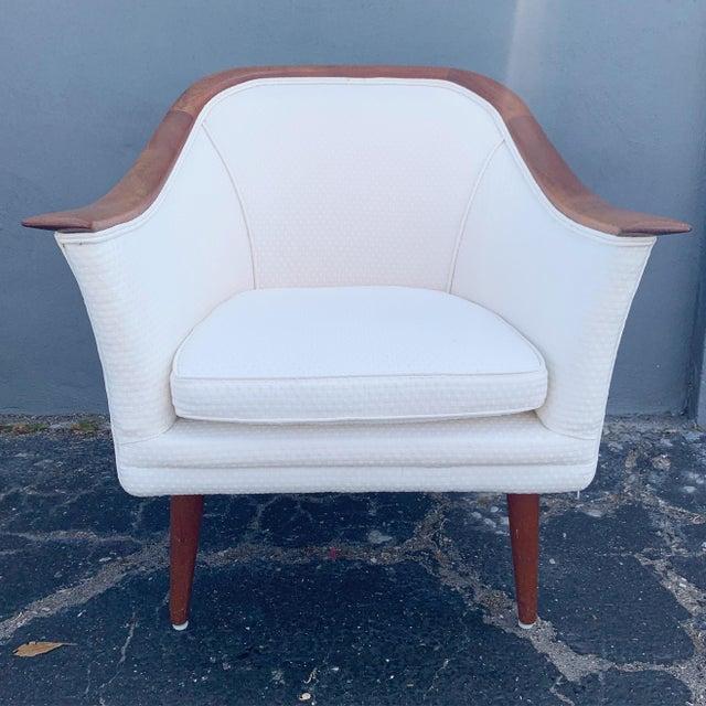 Mid Century Modern Peter Hvidt and Orla Mølgaard for John Stuart Lounge Chair For Sale - Image 12 of 12