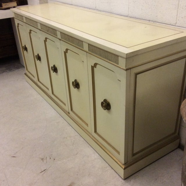 Drexel Hollywood Regency Style Buffet - Image 4 of 11