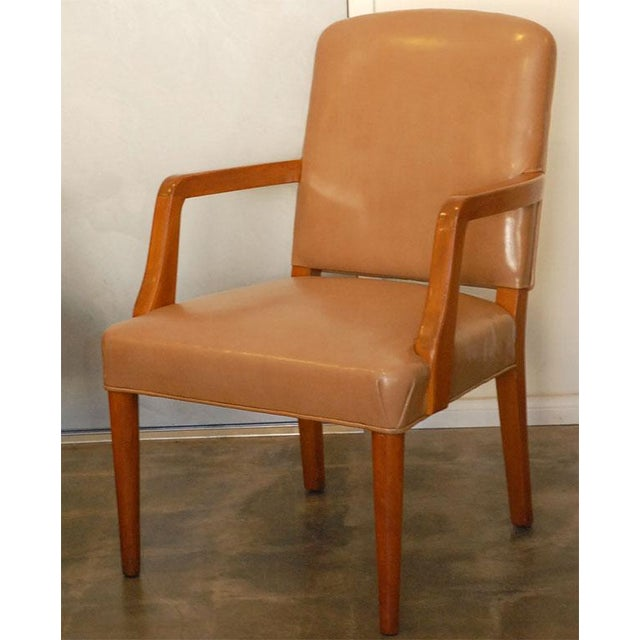 American Armchairs - A Pair For Sale In Los Angeles - Image 6 of 7