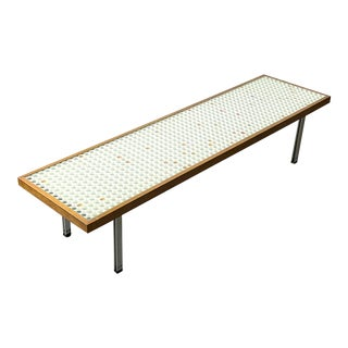 1950s Mid Century Modern Low Table For Sale
