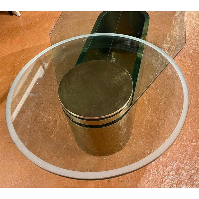 Dakota Jackson Self Winding Coffee Table For Sale In New York - Image 6 of 12