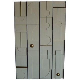 Art Wall Frieze Panels by Paul Marra For Sale