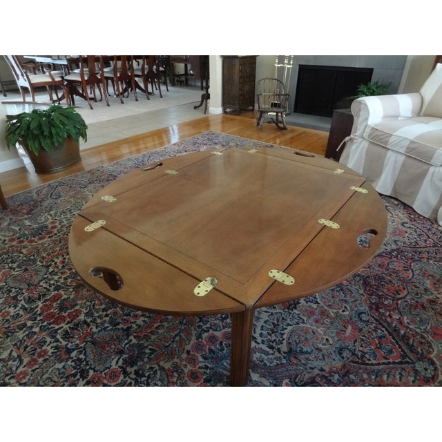 Butler's Coffee Table - Image 2 of 7