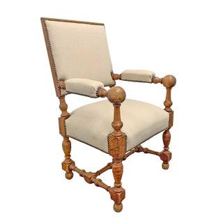 19th Century Dutch Armchair For Sale