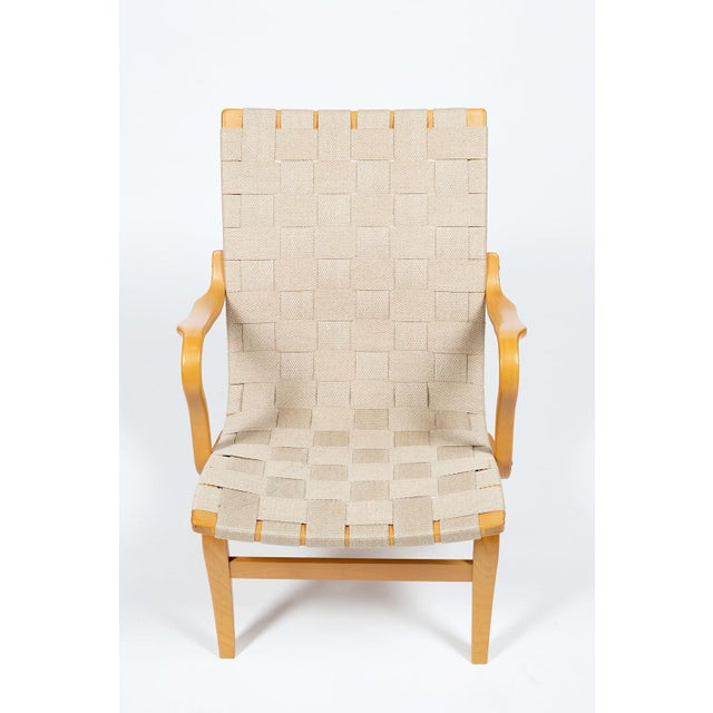 Wood Bruno Mathsson Eva Chairs For Sale - Image 7 of 13