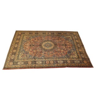 """Persian Mood Rug - 11'7"""" x 8'9"""" For Sale"""