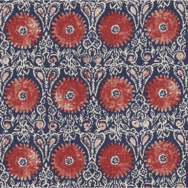 Riya Suzani Medallion Pillow - Image 3 of 3