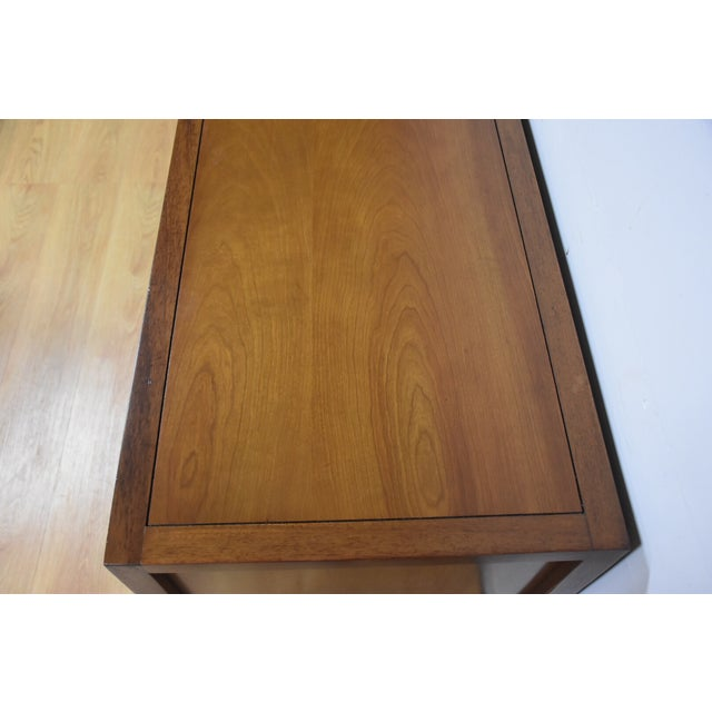 Brown John Van Koert for Drexel Counterpoint Credenza For Sale - Image 8 of 11