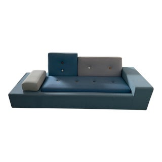 Modern Vitra Polder Couch For Sale