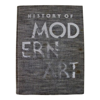 """History of Modern Art: Painting, Sculpture, Architecture"" Second Edition by H H Arnason Book For Sale"