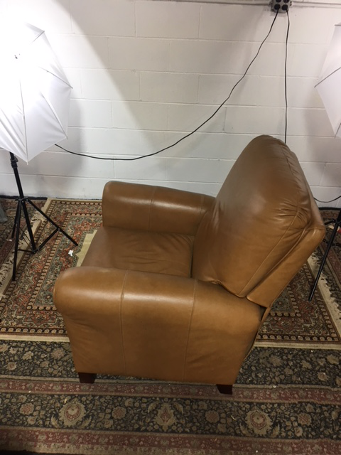 Barcalounger Recliner Lounger Chair For Sale In Detroit   Image 6 Of 11