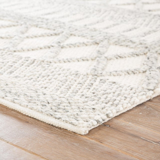 Inviting and contemporary in the same moment, this Scandinavian-style area rug introduces plush comfort and versatile...