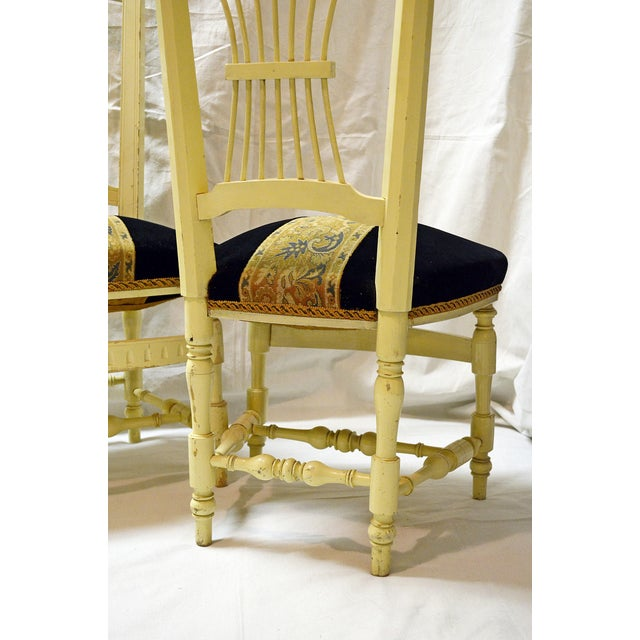Chiavari High Back Chairs - A Pair - Image 8 of 9