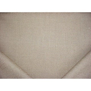 Traditional Osborne & LIttle Colwyn Linen Textured Weave Upholstery Fabric - 2-5/8y For Sale