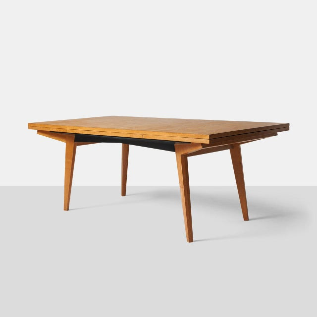 1940s Dining Table by Maxime Old For Sale - Image 5 of 5