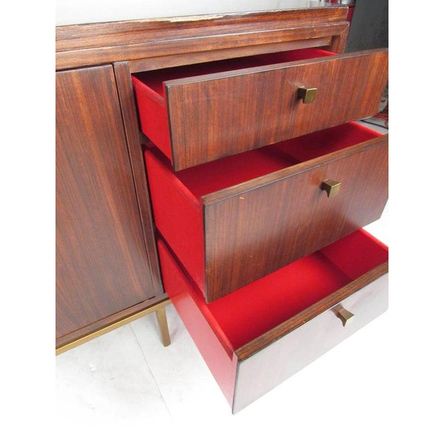 Large Contemporary Modern Credenza For Sale In New York - Image 6 of 13