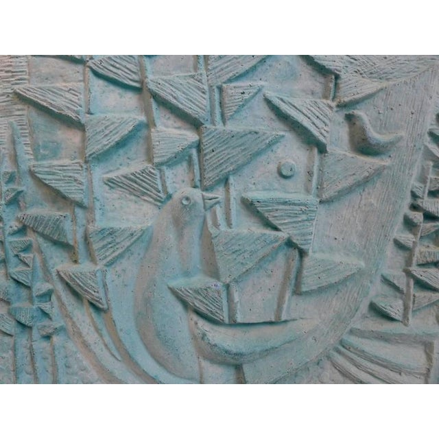 Large Design Technics Tile Relief - Image 3 of 5