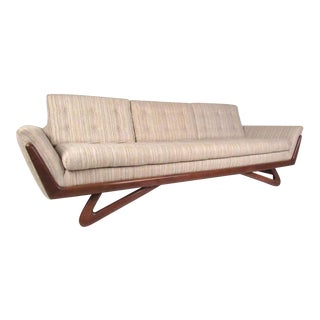"""""""Gondola"""" Sofa by Adrian Pearsall for Craft Associates For Sale"""