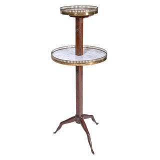 19th Century French Cocktail Drink Stand