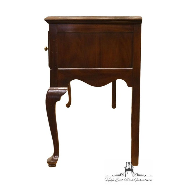 Hickory Furniture American Masterpiece Collection Solid Cherry Sideboard / Credenza For Sale - Image 10 of 13