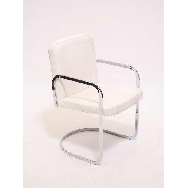 Set of four dining chairs by Design Institute of America - Image 4 of 11