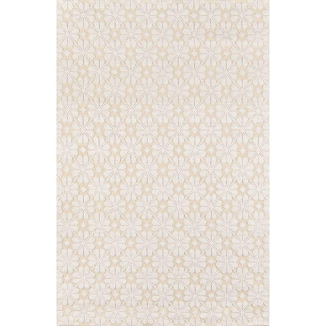"""Yellow Madcap Cottage Lisbon Seville Yellow Area Rug 2'3"""" X 8' Runner For Sale - Image 8 of 8"""