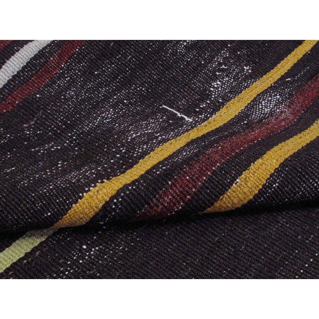 "Striped Kilim, ""Adil"" For Sale - Image 9 of 10"