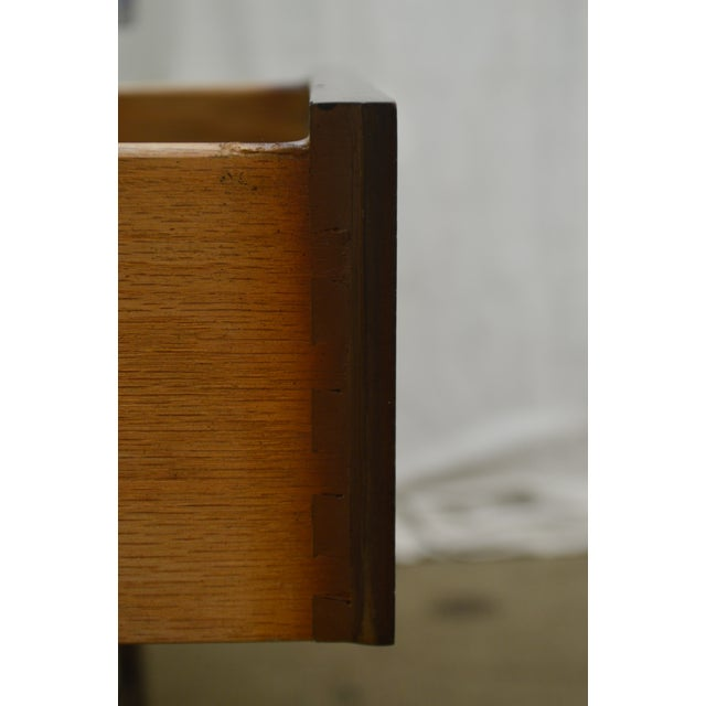 Bernhardt Bernhardt Flair Division Asian Inspired Console Server Cabinet For Sale - Image 4 of 13