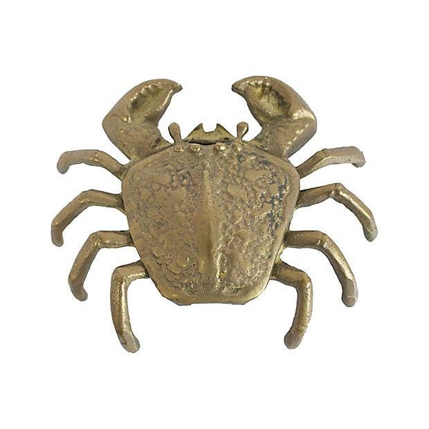 Brass Crab Trinket Box - Image 1 of 5