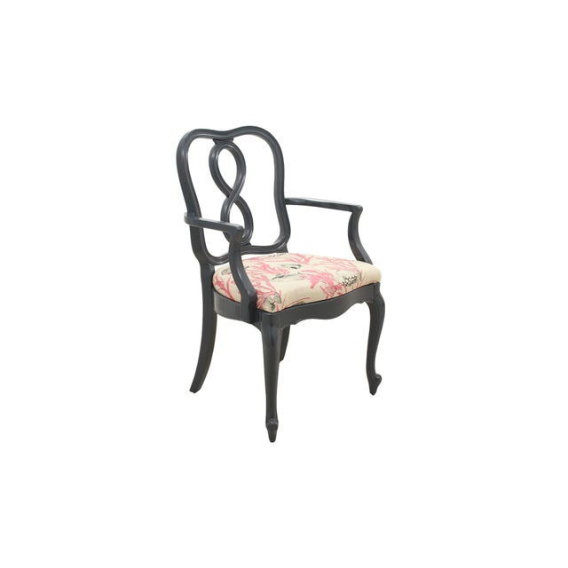 French Style Dining Chairs - Set of 6 - Image 8 of 9
