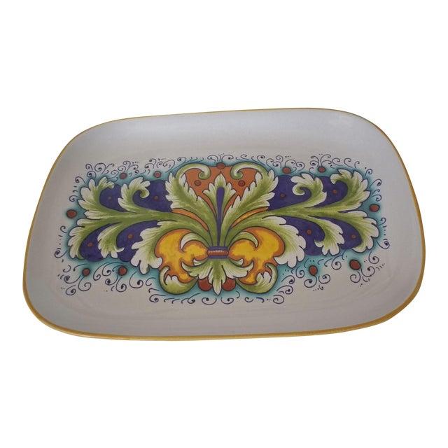 Nova Deruta Raffaellesco Platter/Tray - Image 1 of 5