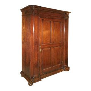 Late 18th Century English Oak Cabinet