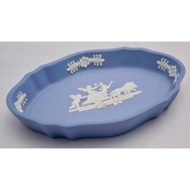 English Wedgewood Oval Display Dish - Image 3 of 5