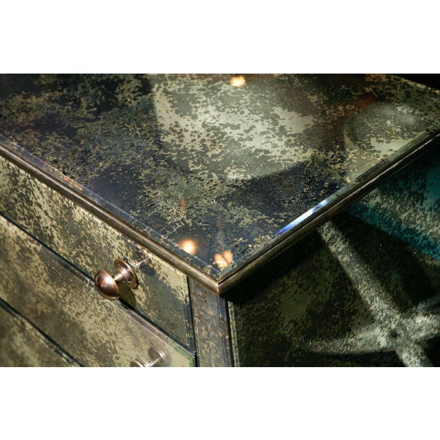 Paul Marra European Style Mirrored Chest - Image 8 of 10