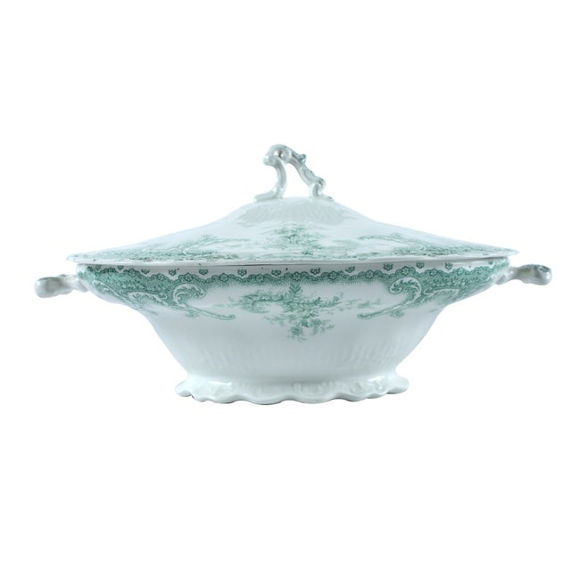 Savannah Royal Johnson Bros Tureen With Lid - Image 1 of 4