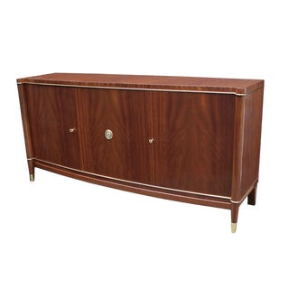 De Coene Frères Art Deco Ebonized Sideboard