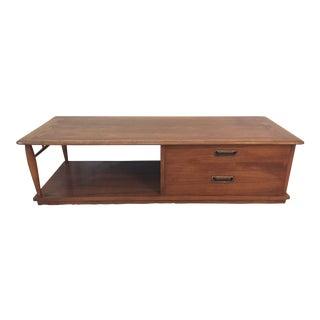 Lane Acclaim Wood Coffee Table