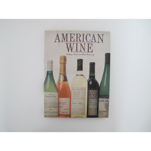American Wine by Anthony Moeisel & Sheila Rosenz - Image 2 of 7
