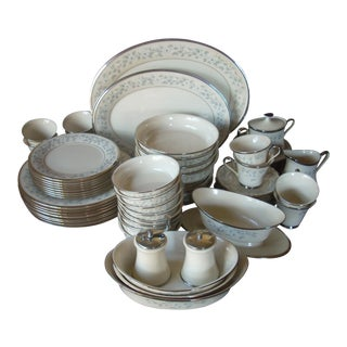Lenox China Windsong Service Dinnerware For Sale